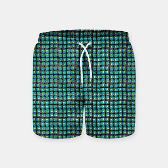 Thumbnail image of T look pastel Swim Shorts, Live Heroes