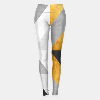 Thumbnail image of Modern Art with Gold Leggings, Live Heroes