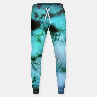 Thumbnail image of Frozen waters Cotton sweatpants, Live Heroes