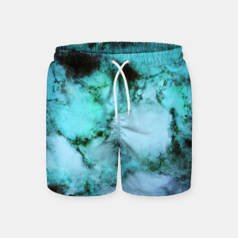 Thumbnail image of Frozen waters Swim Shorts, Live Heroes