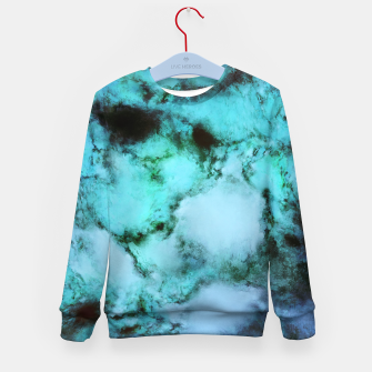 Thumbnail image of Frozen waters Kid's sweater, Live Heroes