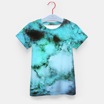 Thumbnail image of Frozen waters Kid's t-shirt, Live Heroes