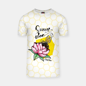 Thumbnail image of Queen Bee T-shirt, Live Heroes
