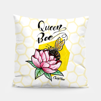 Thumbnail image of Queen Bee Pillow, Live Heroes