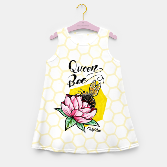 Thumbnail image of Queen Bee Girl's summer dress, Live Heroes