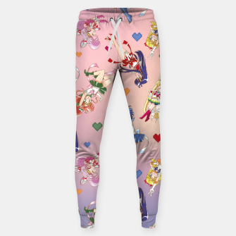Thumbnail image of Chibi Inner Senshi Cotton sweatpants, Live Heroes