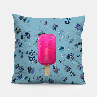 Pink Ice Pillow obraz miniatury