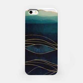 Thumbnail image of Indigo Waters iPhone Case, Live Heroes