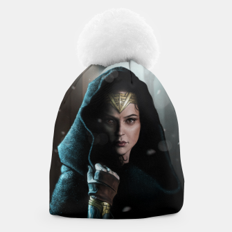 Thumbnail image of Warrior Princess Beanie, Live Heroes