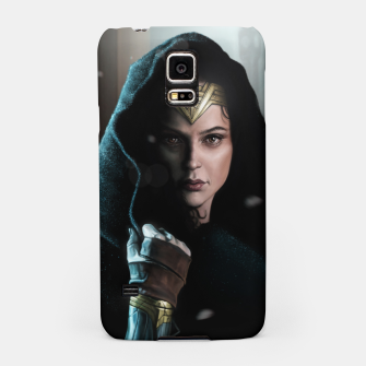 Thumbnail image of Warrior Princess Samsung Case, Live Heroes