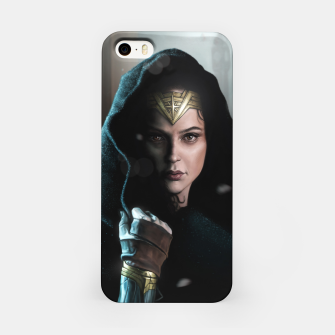 Thumbnail image of Warrior Princess iPhone Case, Live Heroes