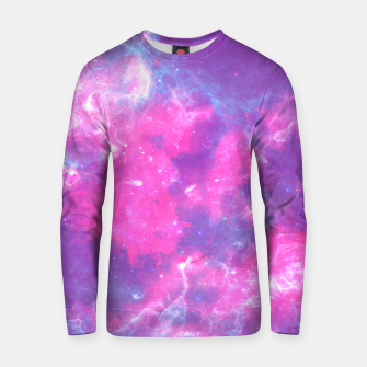Thumbnail image of Pastel Goth Galaxy Aesthetic Cotton sweater, Live Heroes