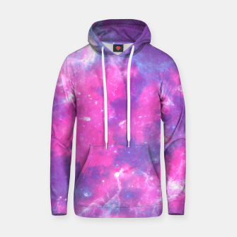 Thumbnail image of Pastel Goth Galaxy Aesthetic Cotton hoodie, Live Heroes