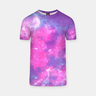 Thumbnail image of Pastel Goth Galaxy Aesthetic T-shirt, Live Heroes