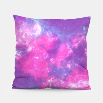 Thumbnail image of Pastel Goth Galaxy Aesthetic Pillow, Live Heroes