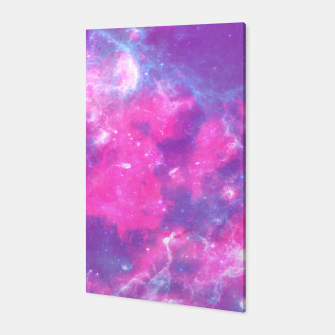 Thumbnail image of Pastel Goth Galaxy Aesthetic Canvas, Live Heroes
