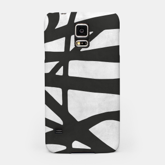Thumbnail image of Black and white expressionism I Samsung Case, Live Heroes
