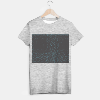 Thumbnail image of Geometric T-Shirt regulär, Live Heroes