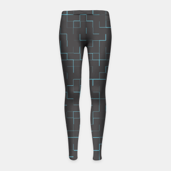 Thumbnail image of Geometric Kinder-Leggins, Live Heroes
