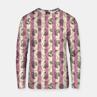 Miniatur Stripes & Shells - red Cotton sweater, Live Heroes