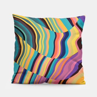 Miniatur Fusion III Pillow, Live Heroes