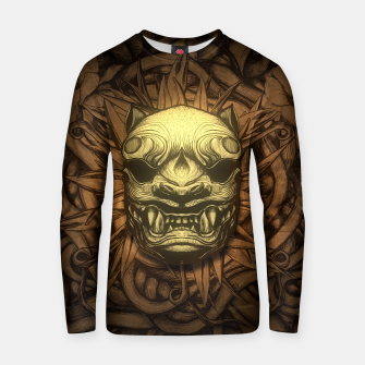Thumbnail image of Tigre Color Cotton sweater, Live Heroes