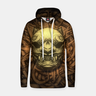 Thumbnail image of Tigre Color Cotton hoodie, Live Heroes