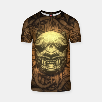 Thumbnail image of Tigre Color T-shirt, Live Heroes