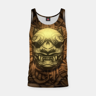 Thumbnail image of Tigre Color Tank Top, Live Heroes