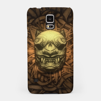 Thumbnail image of Tigre Color Samsung Case, Live Heroes