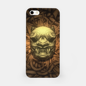 Thumbnail image of Tigre Color iPhone Case, Live Heroes