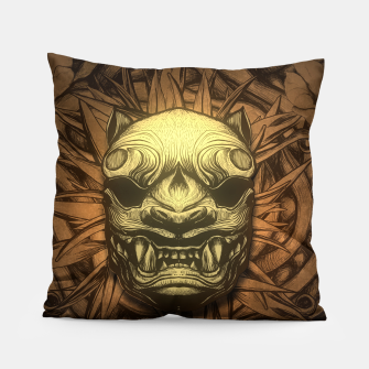 Thumbnail image of Tigre Color Pillow, Live Heroes