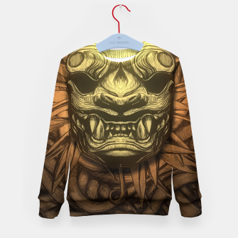 Thumbnail image of Tigre Color Kid's sweater, Live Heroes