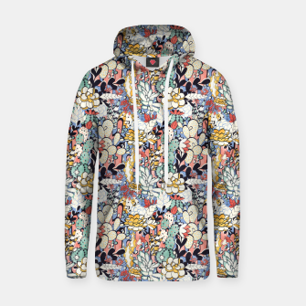 Thumbnail image of Blue Sky Succulents Cotton hoodie, Live Heroes