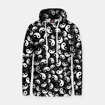 The Yin and the Yang Cotton hoodie thumbnail image