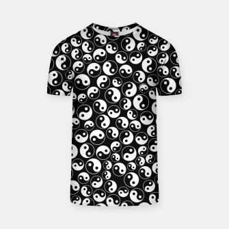 Thumbnail image of The Yin and the Yang T-shirt, Live Heroes
