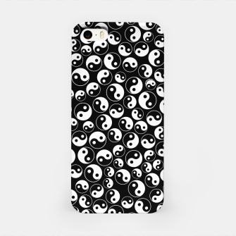 The Yin and the Yang iPhone Case thumbnail image