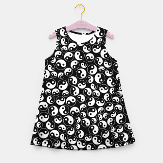 The Yin and the Yang Girl's summer dress thumbnail image