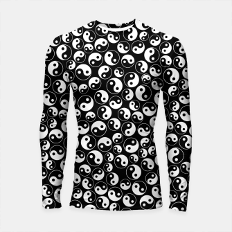 The Yin and the Yang Longsleeve rashguard  thumbnail image