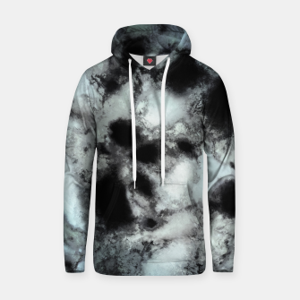 Thumbnail image of Searching for animal tracks Cotton hoodie, Live Heroes
