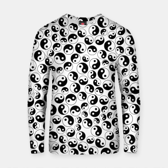 Thumbnail image of The Yin and the Yang II Cotton sweater, Live Heroes