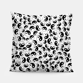 Thumbnail image of The Yin and the Yang II Pillow, Live Heroes