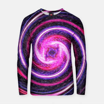 Miniatur Spiral Universe Cotton sweater, Live Heroes