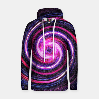 Thumbnail image of Spiral Universe Cotton hoodie, Live Heroes