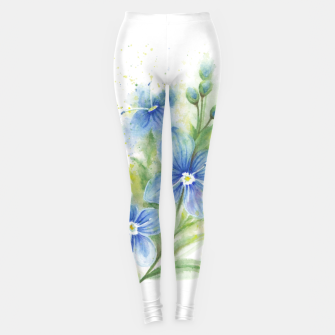 Miniature de image de Veronica Flower Leggings, Live Heroes