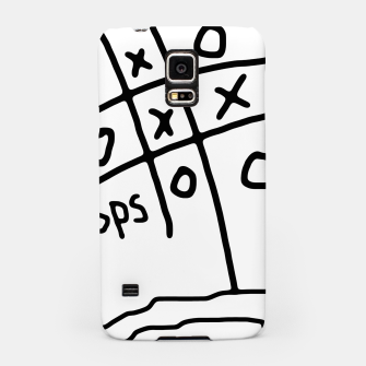 Thumbnail image of Tic Tac Oops Samsung Case, Live Heroes
