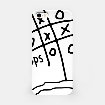 Thumbnail image of Tic Tac Oops iPhone Case, Live Heroes