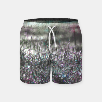 Thumbnail image of Binding darkness Swim Shorts, Live Heroes
