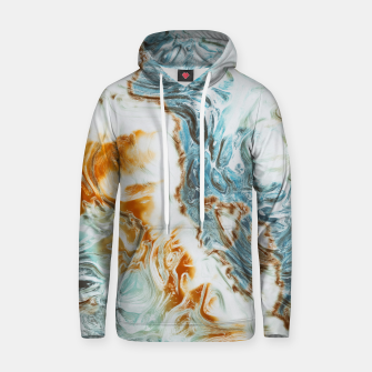 Thumbnail image of Liquid Summer Cotton hoodie, Live Heroes