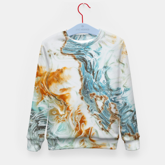 Thumbnail image of Liquid Summer Kid's sweater, Live Heroes
